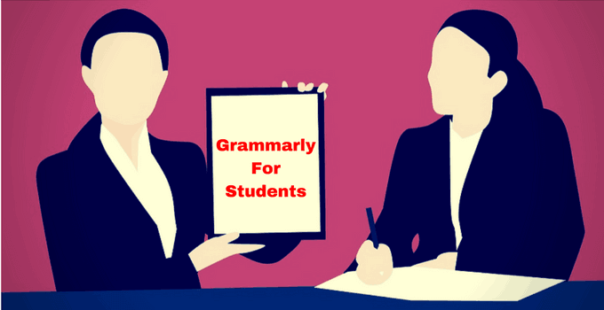 Grammarly Free Trial For Students