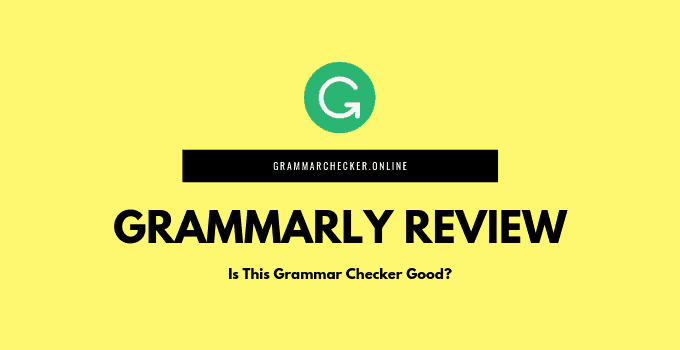 Grammarly Proofreading Software Video Review