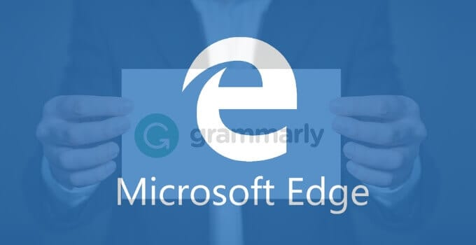 Download Grammarly For Microsoft Edge