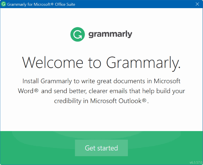 Download Grammarly Software For Windows