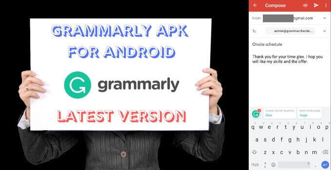 Grammarly Apk For Android