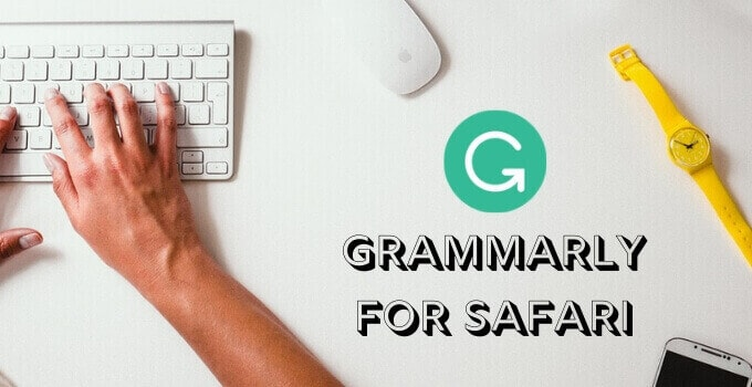Grammarly For Safari