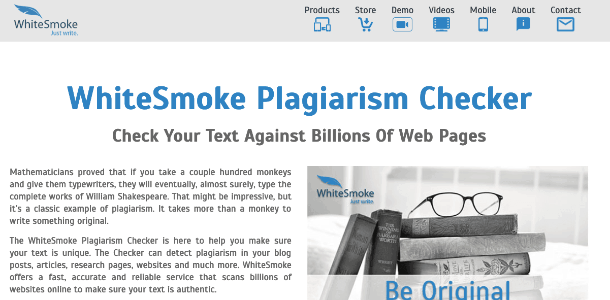 whitesmoke proofreading tool