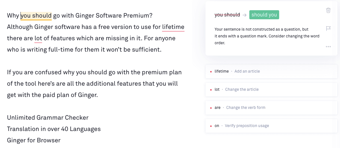 What Does Grammarly Premium Free Trial Mean?