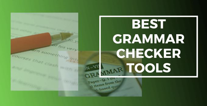 Best Grammar Checker Tools