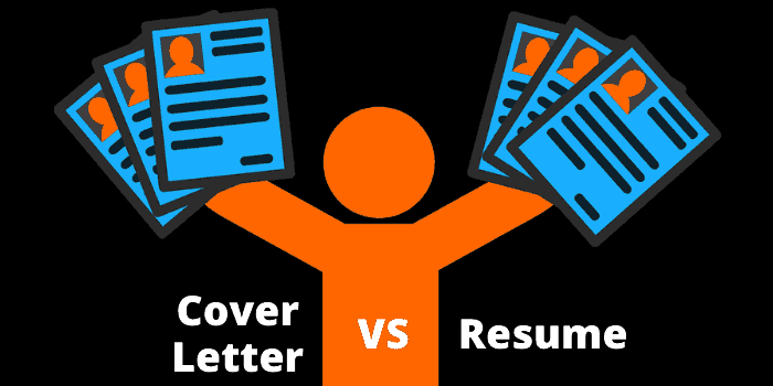 cover letter vs  resume  what u0026 39 s the difference  2020 guide